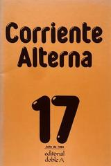 Corriente Alterna (#17) -  AA.VV. - Otras editoriales