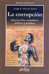 La corrupción - Jorge Malem - Editorial Gedisa