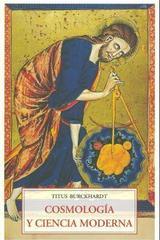 Cosmología y ciencia moderna - Titus Burckhardt - Olañeta