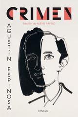 Crimen - Agustín Espinosa - Siruela
