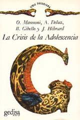 La crisis de la adolescencia -  AA.VV. - Editorial Gedisa