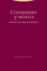 Cristianismo y mística - Olegario Gonzalez de Cardedal - Trotta