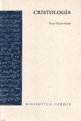 Cristología - Peter Hünermann - Herder