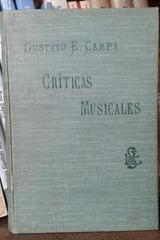 Críticas musicales - Gustavo Campa -  AA.VV. - Otras editoriales
