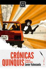 Crónicas quinquis - Javier Valenzuela - Libros de K.O.