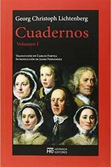 Cuadernos. Volumen I - Georg Christoph Lichtenberg - Hermida Editores