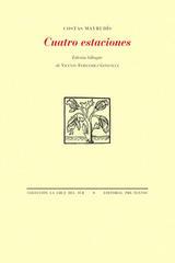 Cuatro estaciones - Costas Mavrudís - Pre-Textos