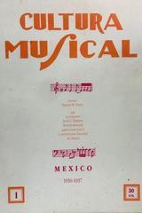 Cultura Musical -  AA.VV. - Otras editoriales