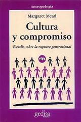 Cultura y compromiso - Margaret Mead - Editorial Gedisa