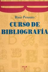 Curso de bibliografía - Rino Pensato - Trea