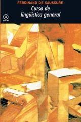 Curso de lingüística general - Ferdinand Saussure, de - Akal