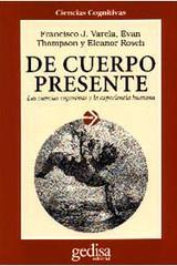 De cuerpo presente - Francisco J. Varela - Editorial Gedisa