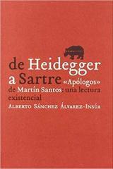 De Heidegger a Sartre - Alberto Sánchez Álvarez-Insúa - Abada Editores