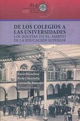 De los Colegios a las Universidades -  AA.VV. - Ibero