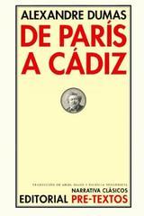 De París a Cádiz - Alexandre Dumas - Pre-Textos