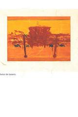 Textos del desierto - Víctor Ramírez - Grabados