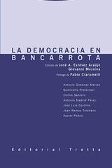 La democracia en bancarrota -  AA.VV. - Trotta