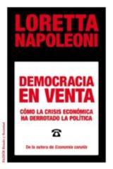 Democracia en venta - Loretta Napoleoni - Paidós