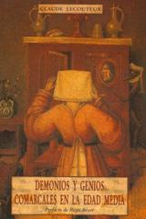 Demonios y genios comarcales en la edad media - Claude Lecouteux - Olañeta
