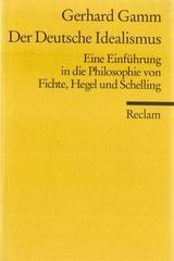 Der Deutsche Idealismus - Gerhard Gamm - Otras editoriales