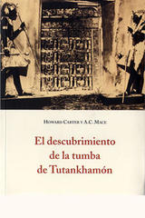 El descubrimiento de la tumba de Tutankhamón - Howard Carter - Olañeta