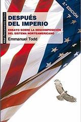 Después del imperio - Emmanuel Todd - Akal