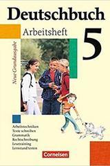 Deutschbuch · Sprach- und Lesebuch Neue Grundausgabe · 5. Schuljahr -  AA.VV. - Cornelsen