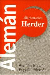 Diccionario Pocket Alemán - Christiane Braun Volkert - Herder