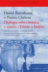 Diálogos sobre música y teatro -  AA.VV. - Acantilado