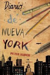 Diario de Nueva York - Peter Kuper - Sexto Piso