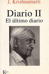Diario II - Jiddu Krishnamurti - Kairós