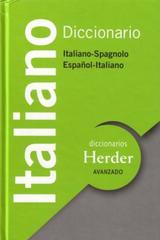 Diccionario avanzado Italiano - Anna Giordano Gramegna - Herder