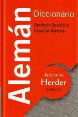 Diccionario compacto Alemán - Günther Haensch - Herder