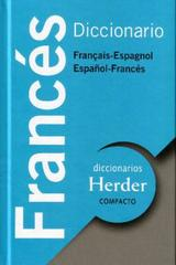 Diccionario compacto Francés - Günther Haensch - Herder