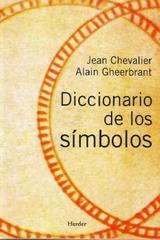 Diccionario de los símbolos - Jean Chevalier - Herder