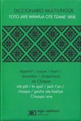 Diccionario multilingüe -  AA.VV. - Siglo XXI Editores