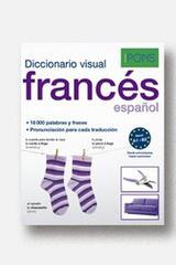 Diccionario visual francés -  AA.VV. - PONS Idiomas