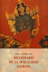 Diccionario de la sexualidad sagrada - Rufus Camphausen - Olañeta