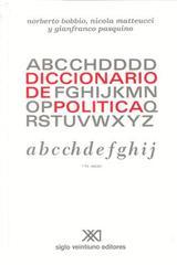 Diccionario de política -  AA.VV. - Siglo XXI Editores