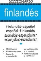 Diccionario finlandés: español-finlandés -  AA.VV. - Librería Universitaria
