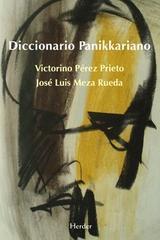 Diccionario Panikkariano - Victorino Pérez Prieto - Herder
