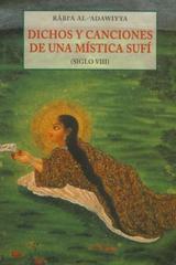 Dichos y canciones de una mística sufí - Rabia Al Adawiyya - Olañeta