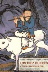 Diez Bueyes y tres canciones zen -  Guoán - Olañeta