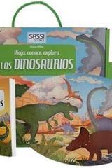 Los Dinosaurios (libro + rompecabezas) -  AA.VV. - Sassi