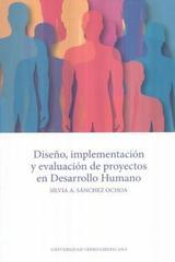 Diseño, implementacion y evaluación de proyectos en desarrollo humano - Silvia Sánchez Ochoa - Ibero