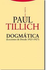 Dogmática - Paul Tillich - Trotta