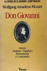Don Giovanni - Mozart, Kurt Pahlen Y Rosemarie Konig -  AA.VV. - Otras editoriales