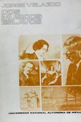 Dos músicos eslavos. Gargantúa: semblanza de Antón Rubinstein.  - Jorge Velazco -  AA.VV. - Otras editoriales