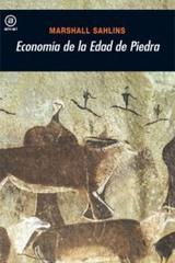 Economía de la Edad de Piedra - Marshall Sahlins - Akal