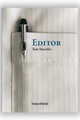 Editor - Tom Maschler - Trama Editorial